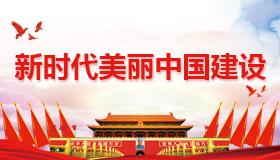 新时代美丽中国建设