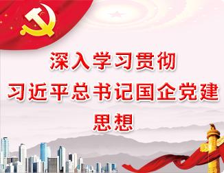 深入学习贯彻习近平总书记国企党建思想