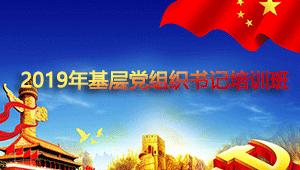 2019年基层党组织书记培训班