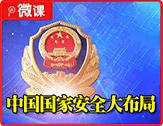 中国国家安全大布局